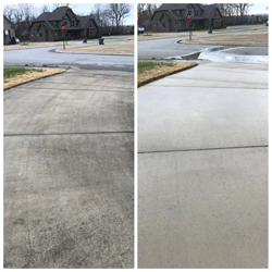 Driveway Surface Cleaning